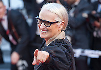 Director Jane Campion at the 70th Anniversary Ceremony arrivals at the 70th Cannes Film Festival Tuesday 23rd May 2017, Cannes, France. Photo credit: Doreen Kennedy