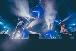 S.A.R.S. during music festival Schengen fest od / 1. August in Vinica, Slovenia.  Photo by Grega Valancic / Sportida