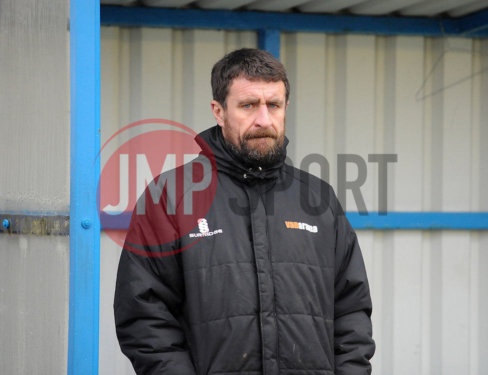 Nuneaton Town Manager,Liam Daish - Photo mandatory by-line: Neil Brookman/JMP - Mobile: 07966 386802 - 04/01/2015 - SPORT - football - Nuneaton - James Parnell Stadium - Nuneaton Town v Bristol Rovers - Vanarama Conference
