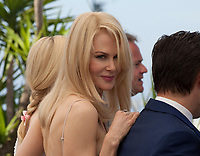 Nicole Kidman, at the The Beguiled film photo call at the 70th Cannes Film Festival Wednesday 24th May 2017, Cannes, France. Photo credit: Doreen Kennedy
