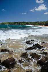 D.T. Fleming Beach Park, Kapalua, Maui, Hawaii, US