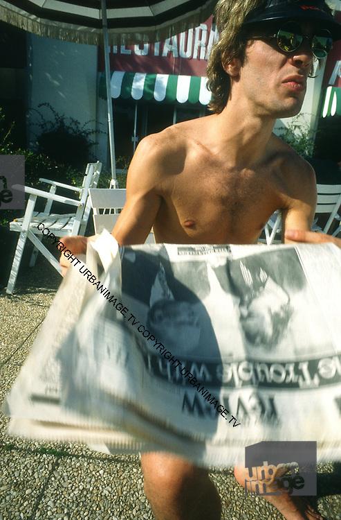 Stewart Copeland - The Police -1980