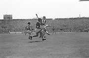 14041985NHLF.National Hurling Leaque Semi-Final & Finals - Final.Limerick.3-12. .T. Quaide, P. Fitzmaurice, L. Enright (Captain), P. Herbert, L. ODonoghue, M. Carroll, P. Foley, J. Carroll, B. Carroll, P. Kelly, D. Fitzgerald, R. Sampson, O. OConnor, P. McCarthy, S. Fitzgibbon. L. Enright (Captain). .Hurling.Clare.1-7. .D. Corry, J. Minogue, S. Hehir, T. Keane, G. Loughnane, M. Meagher, S. Stack, A. Cunningham, D. Coote, C. Lyons, J. Shanahan, J. Callanan, S. Dolan, P. Morey, M. Guilfoyle. Subs: A. Nugent for M. Guilfoyle, P. Lynch for S. Dolan. . .Hurling..