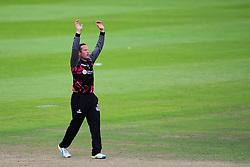 Roloef Van De Merwe appeals for a wicket.  - Mandatory by-line: Alex Davidson/JMP - 15/07/2016 - CRICKET - Cooper Associates County Ground - Taunton, United Kingdom - Somerset v Middlesex - NatWest T20 Blast