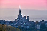 France, Saône-et-Loire (71), Autun, Cathédrale Saint-Lazare d'Autun // France, Saône-et-Loire (71), Autun, Saint-Lazare cathedral