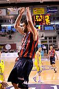 DESCRIZIONE : Ancona Lega A 2011-12 Fabi Shoes Montegranaro Angelico Biella<br /> GIOCATORE : Albert Miralles<br /> CATEGORIA : schiacciata<br /> SQUADRA : Angelico Biella<br /> EVENTO : Campionato Lega A 2011-2012<br /> GARA : Fabi Shoes Montegranaro Angelico Biella<br /> DATA : 13/11/2011<br /> SPORT : Pallacanestro<br /> AUTORE : Agenzia Ciamillo-Castoria/C.De Massis<br /> Galleria : Lega Basket A 2011-2012<br /> Fotonotizia : Ancona Lega A 2011-12 Fabi Shoes Montegranaro Angelico Biella<br /> Predefinita :