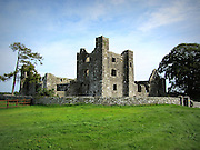 Bective Abbey, Bective, Meath, founded 1147,