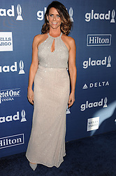 Amy Landecker, 27th Annual GLAAD Media Awards, at The Beverly Hilton Hotel, April 2, 2016 - Beverly Hills, California. EXPA Pictures © 2016, PhotoCredit: EXPA/ Photoshot/ Celebrity Photo<br /> <br /> *****ATTENTION - for AUT, SLO, CRO, SRB, BIH, MAZ, SUI only*****