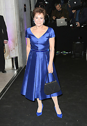 © Licensed to London News Pictures. Zoe Wanamaker attending the London Evening Standard Theatre Awards at the The Savoy Hotel in London, UK on 17 November 2013. Photo credit: Richard Goldschmidt/PiQtured/LNP