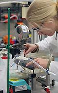 Leeuwarden, 5 jan. 2006. Onderzoeksinstituut Wetsus in Leeuwarden. Research institute Wetsus in Leeuwarden.