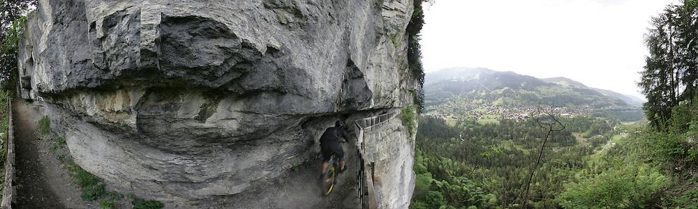 Rider: Amaël Donnet.Location: Valais (Switzerland)