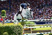 Daniel Zetterman - Glory Days<br /> World Equestrian Festival, CHIO Aachen 2012<br /> © DigiShots