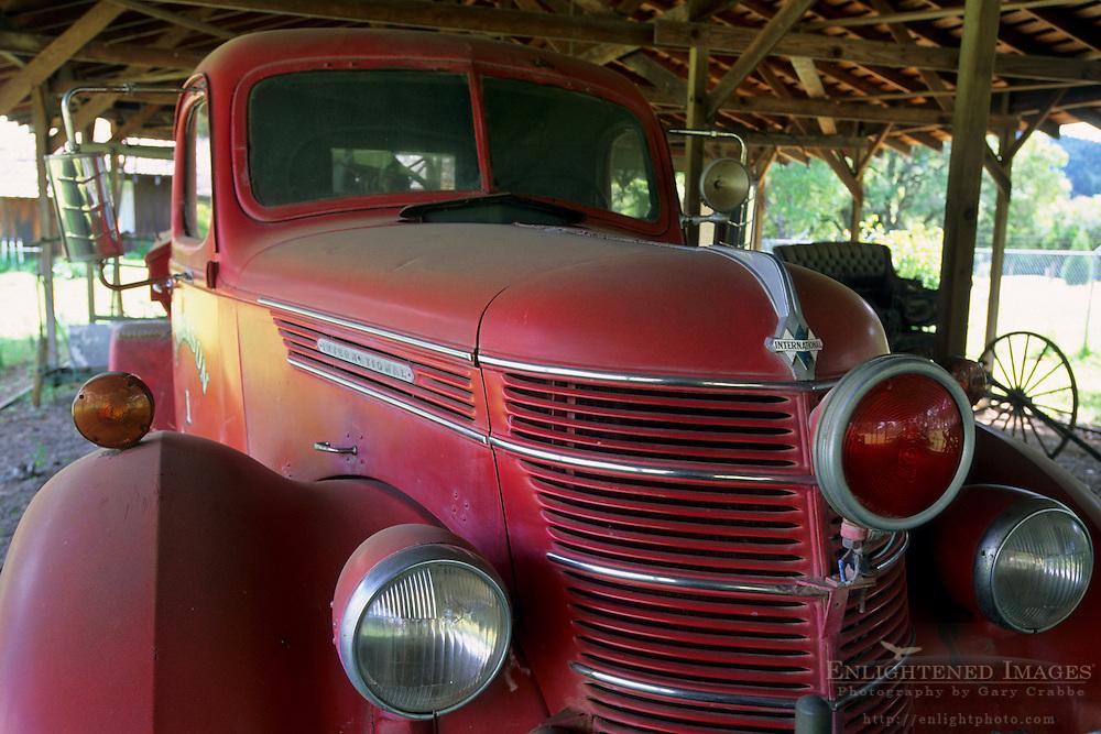 Anderson Valley Historical Museum, Booneville, Anderson Valley, Mendocino County, California