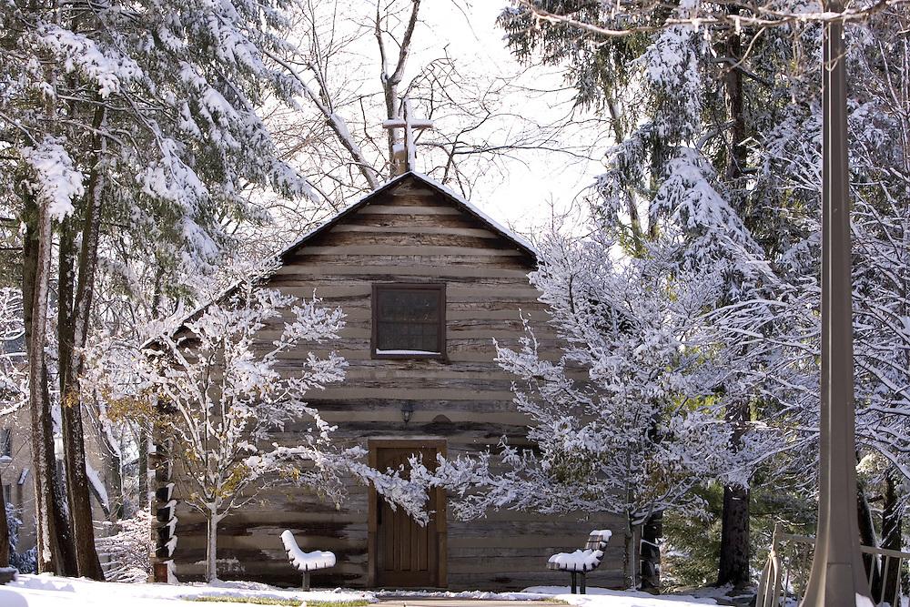 Log Chapel
