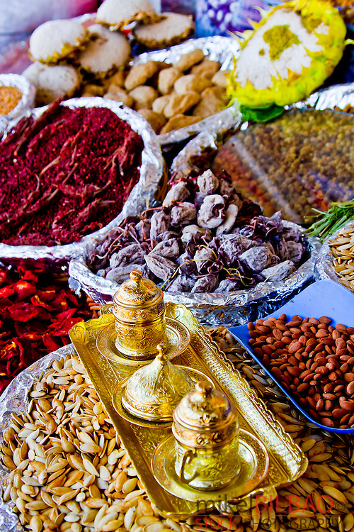Spices shop. Ürgüp. Cappadocia, Turkey.