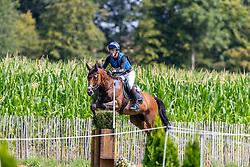 SVENNERSTAL Ludwig (SWE), Stinger<br /> Aachen - CHIO 2018<br /> CICO Teilprüfung Gelände Cross Country<br /> 21. Juli 2018<br /> © www.sportfotos-lafrentz.de/Stefan Lafrentz