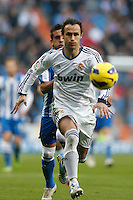 06.01.2013 SPAIN -  La Liga 12/13 Matchday 18th  match played between Real Madrid CF vs  Real Sociedad (4-3) at Santiago Bernabeu stadium. The picture show Ricardo Carvalho (Portuguese defender of Real Madrid)