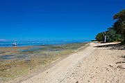 Poe beach on the west coast of Grand Terre, New Caledonia, Melanesia, South Pacific