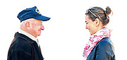 Eddie and Carmen<br /> Carmen<br /> &quot;If we shared that happy feeling it would help a lot of people. &quot;<br /> Eddie<br /> &quot;You have to share a bond a common bond with people. &quot;