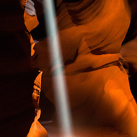 Antelope Slot Canyons, Page AZ