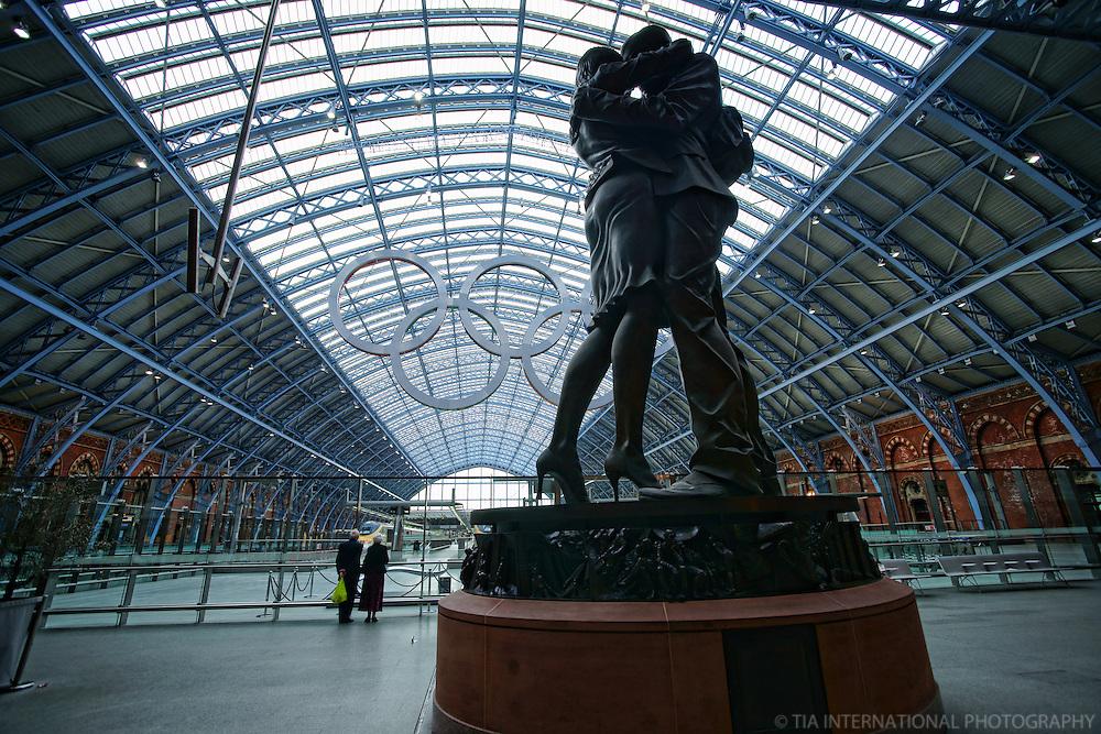 St. Pancras International Station (Interior)