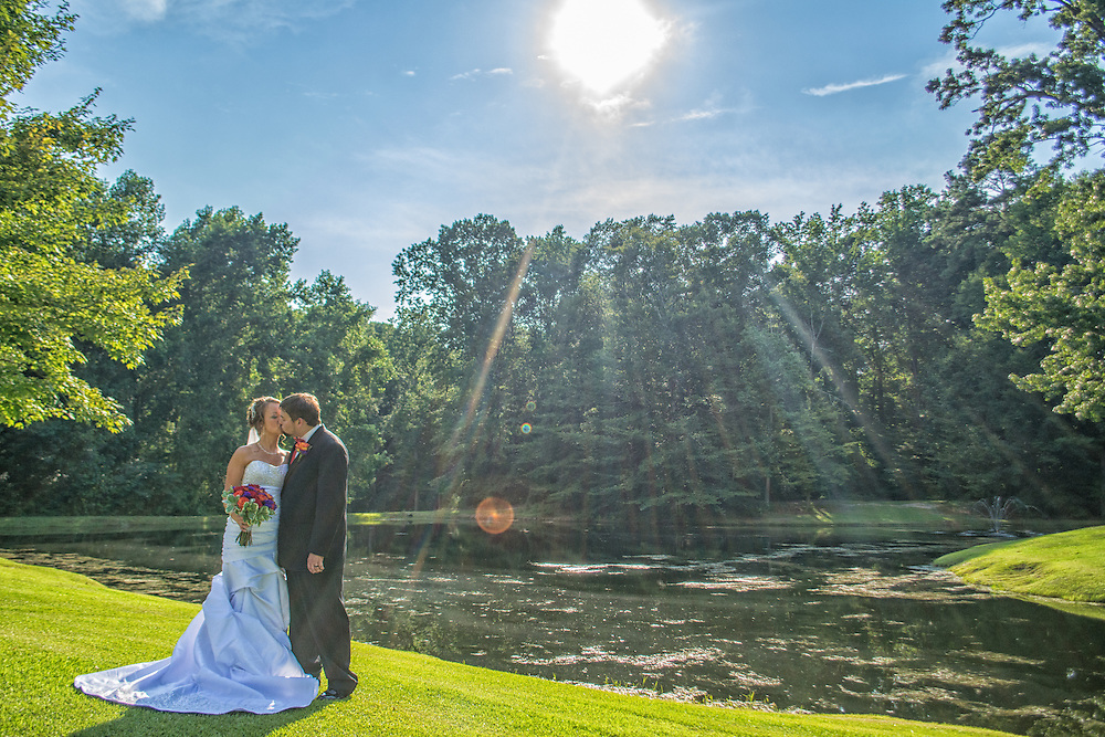 Daniel and Kendall Wedding | Williamston NC Photographers