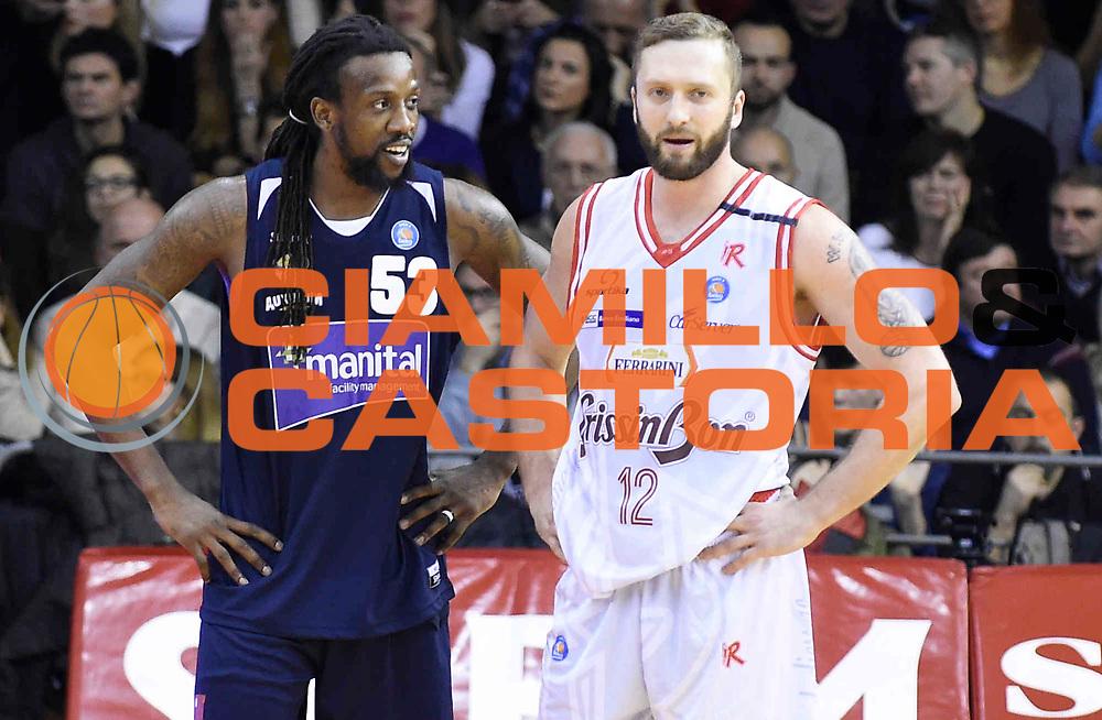 Reggio Emilia (RE)  17 Gennaio 2016<br /> <br /> Basket Campionato Lega A 2015-2016<br /> <br /> Grissin Bon Reggio Emilia Manital Auxilium Torino<br /> <br /> NELLA FOTO:   Ndudi Ebi<br /> <br /> FOTO: A.Giberti/Ciamillo
