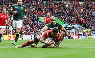 RWC - South Africa v Wales - Qtr Final - 17/10/2015