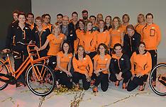 20140102 NED: NOC*NSF Teamoverdracht Sochi, Arnhem