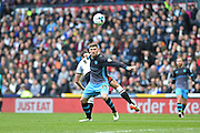 Sheffield Wednesday striker Gary Hooper during the Sky Bet Championship match between Derby County and Sheffield Wednesday at the iPro Stadium, Derby, England on 23 April 2016. Photo by Jon Hobley.