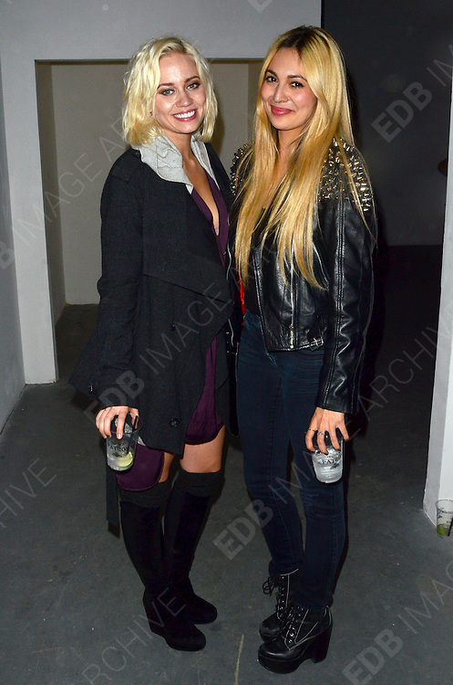 18.OCTOBER.2012. LONDON<br /> <br /> CELEBRITIES ATTEND THE TOM OXLEY PRIVATE VIEW, LONDON<br /> <br /> BYLINE: EDBIMAGEARCHIVE.CO.UK/JOE ALVAREZ<br /> <br /> *THIS IMAGE IS STRICTLY FOR UK NEWSPAPERS AND MAGAZINES ONLY*<br /> *FOR WORLD WIDE SALES AND WEB USE PLEASE CONTACT EDBIMAGEARCHIVE - 0208 954 5968*