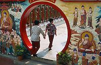 Malaisie, Penang, Temple Kek Lok Si // Malaysia, Penang, Kek Lok Si temple
