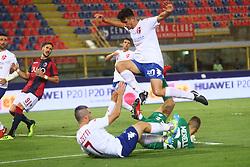 Foto Filippo Rubin/<br /> 12 agosto 2018 Torino, Italia<br /> sport calcio<br /> Bologna vs Padova - Coppa Italia 2018/2019 Terzo turno - stadio Renato Dall'Ara.<br /> Nella foto: RAVANELLI LUCA (PADOVA)<br /> <br /> Photo Filippo Rubin/<br /> august 12, 2018 Turin, Italy<br /> sport soccer<br /> Bologna vs Padova - Italian Football Cup 2018/2019 Third Round - Renato Dall'Ara Stadium<br /> In the pic: RAVANELLI LUCA (PADOVA)