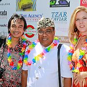 NLD/Scheveningen/20110620 - Society Lunch 2011, delegatie uit Bali