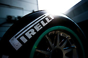 July 21-24, 2016 - Hungarian GP, Pirelli tire