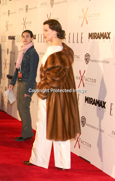 Debi Mazar<br />&quot;The Aviator&quot; Premiere - Arrivals<br />Grauman's Chinese Theatre<br />Hollywood, CA, USA<br />Wednesday, December 1, 2004<br />Photo By Selma Fonseca /Celebrityvibe.com/Photovibe.com, <br />New York, USA, Phone 212 410 <br />5354, email:sales@celebrityvibe.com