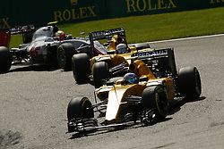 August 28, 2016 - Spa Francorchamps, Belgium - Motorsports: FIA Formula One World Championship 2016, Grand Prix of Belgium, .#30 Jolyon Palmer (GBR, Renault Sport Formula 1 Team) (Credit Image: © Hoch Zwei via ZUMA Wire)