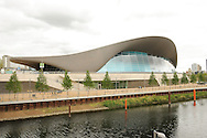 LONDON, ENGLAND - Wednesday 7 May 2014, a general view of the London Aquatic Centre in the Queen Elizabeth Olympic Park in Stratford, London, host city of the London 2012 Olympic Games<br /> Photo by Roger Sedres/ImageSA