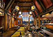 Schaffers Camp Restaurant - Northstar-at-Tahoe.Tahoe Mountain Resorts.Faulkner Architects.Q&D Construction