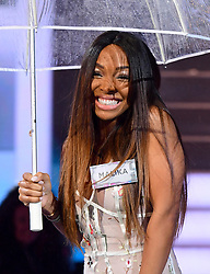 Malika Haqq enters the house during the Celebrity Big Brother Launch held at Elstree Studios in Borehamwood, Hertfordshire.†PRESS ASSOCIATION Photo. Picture date: Tuesday January 2, 2018. See PA Story SHOWBIZ CBB. Photo credit should read: Ian West/PA Wire