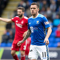 St Johnstone v Aberdeen…15.09.18…   McDiarmid Park     SPFL<br />