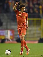 Fotball<br /> 05.03.2014<br /> Belgia v Elfenbenskysten<br /> Foto: Witters/Digitalsport<br /> NORWAY ONLY<br /> <br /> Axel Witsel (Belgien)<br /> Fussball, Laenderspiel, Belgien - Elfenbeinkueste 2:2