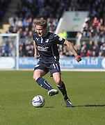 Simon Ferry - St Johnstone v Dundee, SPFL Premiership at McDiarmid Park<br /> <br />  - &copy; David Young - www.davidyoungphoto.co.uk - email: davidyoungphoto@gmail.com