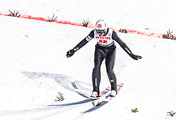 19.01.2019, Wielka Krokiew, Zakopane, POL, FIS Weltcup Skisprung, Zakopane, Herren, Teamspringen, im Bild Andreas Stjernen (NOR) // Andreas Stjernen of Norway during the men's team event of FIS Ski Jumping world cup at the Wielka Krokiew in Zakopane, Poland on 2019/01/19. EXPA Pictures © 2019, PhotoCredit: EXPA/ JFK