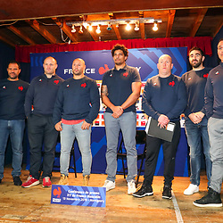 13,11,2019 French Rugby team - New staff