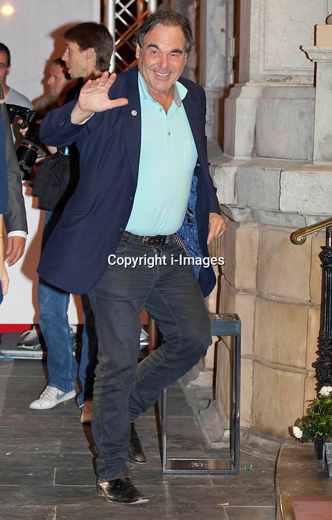 Oliver Stone at the San Sebastian Film Festival, Saturday, 22nd September 2012 . Photo by :  Nacho Lopez / DyD Fotografos / i-Images