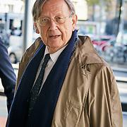 NLD/Amsterdam/20181027 - Herdenkingsdienst Wim Kok, Nout Welling