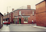 Old Dublin Amature Photos July 1982 WITH, Newsagent Grocery Waters,