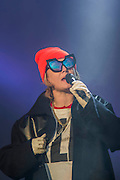 Roisin Murphy plays the West Holts Stage - The 2016 Glastonbury Festival, Worthy Farm, Glastonbury.