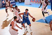 DESCRIZIONE : Bormio Torneo Internazionale Maschile Diego Gianatti Italia Francia <br /> GIOCATORE : Luca Vitali <br /> SQUADRA : Nazionale Italia Uomini Italy <br /> EVENTO : Raduno Collegiale Nazionale Maschile <br /> GARA : Italia Francia Italy France <br /> DATA : 02/08/2008 <br /> CATEGORIA : Palleggio <br /> SPORT : Pallacanestro <br /> AUTORE : Agenzia Ciamillo-Castoria/S.Silvestri <br /> Galleria : Fip Nazionali 2008 <br /> Fotonotizia : Bormio Torneo Internazionale Maschile Diego Gianatti Italia Francia <br /> Predefinita :